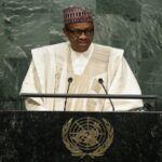 Buhari To Address 76th United Natiions General Assembly At 2PM