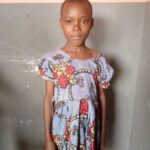 8-year-old Girl Found Wandering The Streets In Imo
