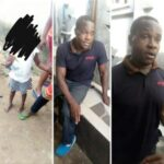 Photos: Man Is Allegedly Caught Sexually Abusing His Neighbour's Little Daughter In Port Harcourt