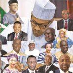 Cabinet Reshuffle: Full List Of All President Buhari Ministers