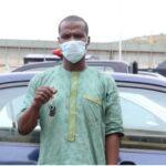 Notorious Abuja car thief arrested in Zamfara (photos)