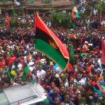 Nnamdi Kanu's trial: IPOB declares one month sit-at-home, urges other Nigerians 'suffering' to join