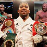 Tyson Fury vs Deontay Wilder: Anthony Joshua predicts heavyweight clash