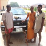 Four in police custody over criminal conspiracy, robbery in Niger