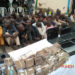 Police recovered guns, money & laptops from suspected kidnappers in Abuja (Photos)